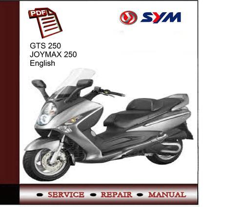 Sym Gts 250i 2019