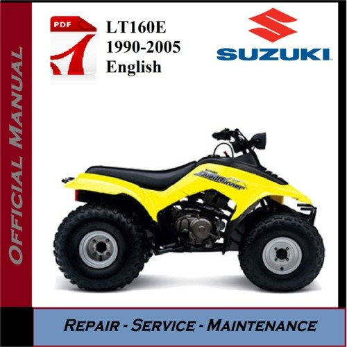 suzuki quadrunner 160 repair manual free owners manual u2022 rh wordworksbysea com Suzuki Quadrunner 250 Carburetor 1995 Suzuki Quadrunner 250