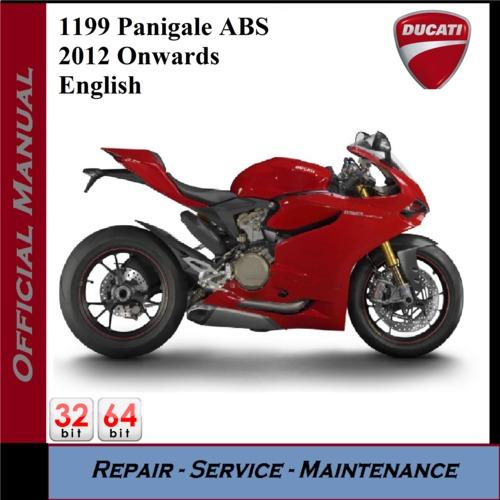 Ducati 1199 Panigale Abs 2012onwards Workshop Service