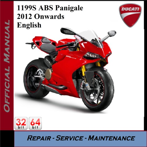 Ducati  Panigale Workshop Manual