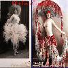 Thumbnail 100+ French Cabaret Girls - Vintage Postcard Album (PDF ebook)