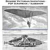 Thumbnail Bizarre Victorian Inventions - PDF Scrapbook / Slideshow