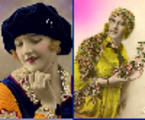 Thumbnail Art Deco Fashion Models - PDF Slideshow Album