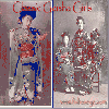 Thumbnail Vintage Japanese Geisha Girls - PDF Scrapbook, Photos & Postcards