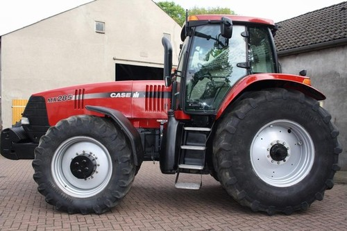 pay for case ih magnum mx185, mx285 tractor service repair manual -  download!