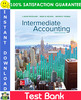 Thumbnail Intermediate Accounting 10th Edition Test Bank by David Spiceland, Mark Nelson, Wayne Thomas