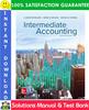 Thumbnail Intermediate Accounting 10th Edition Solutions Manual + Test Bank by David Spiceland, Mark Nelson, Wayne Thomas