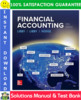 Thumbnail Financial Accounting 10th Edition Solutions Manual + Test Bank by Libby, Libby, Hodge