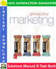 Thumbnail Marketing 7th Edition Solutions Manual + Test Bank by Grewal, Levy