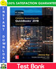 Thumbnail Computer Accounting With Quickbooks 2018 18th Edition Test Bank by Donna Kay
