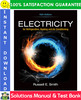 Thumbnail Electricity for Refrigeration, Heating, and Air Conditioning 10th Edition Solutions Manual + Test Bank by Russell E. Smith