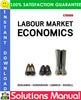 Thumbnail Labour Market Economics 8th Edition Solutions Manual by Benjamin, Gunderson, Lemieux, Riddell