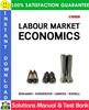 Thumbnail Labour Market Economics 8th Edition Solutions Manual + Test Bank by Benjamin, Gunderson, Lemieux, Riddell