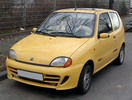 Thumbnail FIAT SEICENTO 1998-2004 SERVICE REPAIR MANUAL