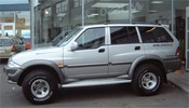 Thumbnail SSANGYONG MUSSO 2000-2004 SERVICE REPAIR MANUAL