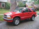 Chevy Blazer 1995-2004 SERVICE REPAIR MANUAL