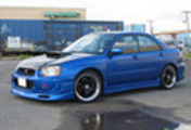 Thumbnail SUBARU WRX 1993-2006 SERVICE REPAIR MANUAL 1994 1995 1996