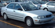 Thumbnail SUZUKI ESTEEM 1996-2002 SERVICE REPAIR MANUAL