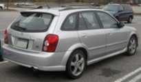 MAZDA PROTEGE 1999-2003 SERVICE REPAIR MANUAL