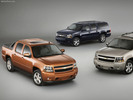 CHEVY AVALANCHE 2007-2009 SERVICE REPAIR MANUAL
