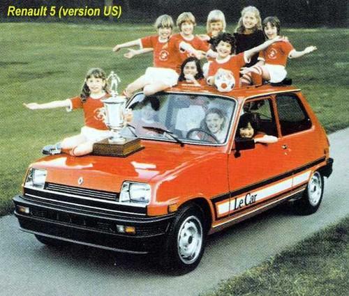 Pay for RENAULT LE CAR 1987-1991 SERVICE REPAIR MANUAL