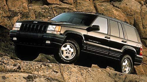 Jeep Grand Cherokee 1993-1998 Repair Service Manual