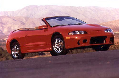 mitsubishi eclipse service manual pdf