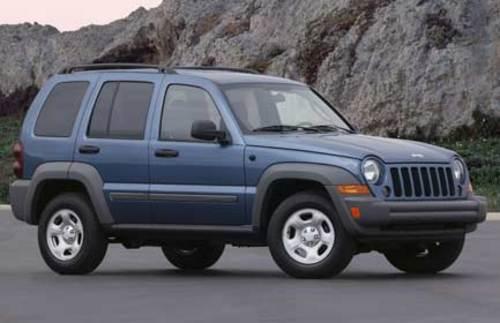 Jeep Liberty 2004-2005 Service Repair Manual