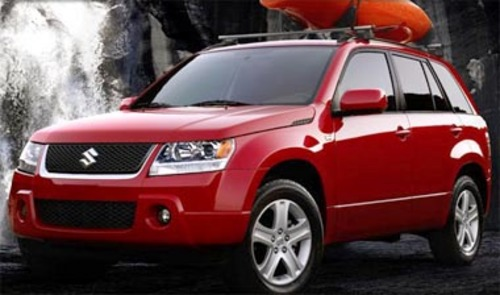 Suzuki Grand Vitara 2006-2008 Service Repair Manual