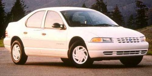 Plymouth Breeze 1995-2000 Service Repair Manual