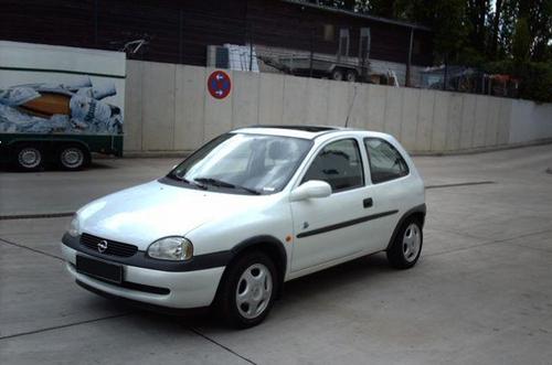 Opel Corsa 2000-2003 Service Repair Manual