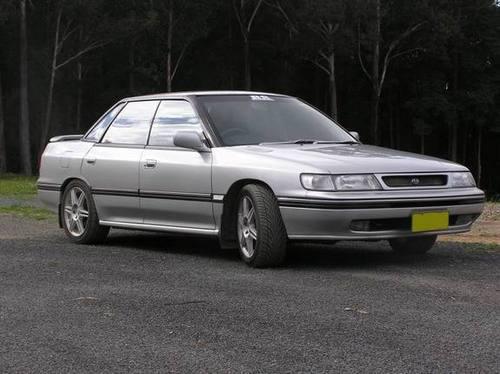subaru liberty legacy 1990 94 service repair manual download manu rh tradebit com Subaru Legacy Outback 2018 Subaru Legacy