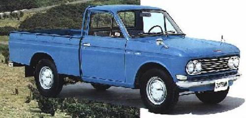 Pay for DATSUN 520 1965-1968 SERVICE REPAIR MANUAL