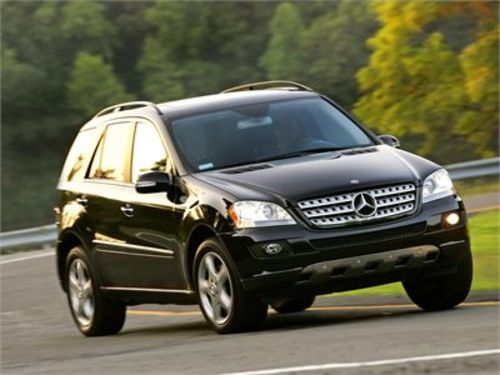 Mercedes Ml320 1998-2005 Service Repair Manual