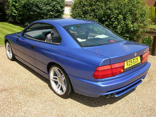 BMW Manual 8 series E31 (1989,90,91,92,93,1994)