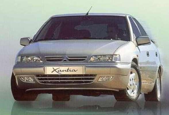 Citroen Xantia 1993-1998 Service Repair Manual