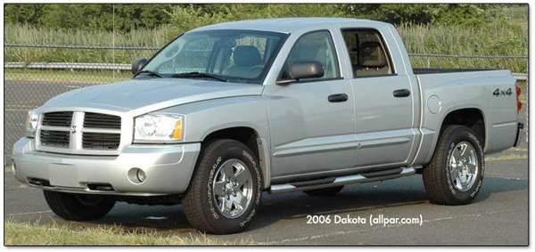 DODGE    DAKOTA    20052008 SERVICE REPAIR MANUAL  Tradebit