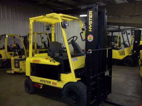 Free HYSTER CLASS 1 FORKLIFT REPAIR AND SERVICE MANUAL Download thumbnail