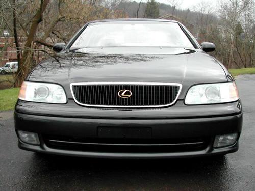 Lexus LX (1991-1997)