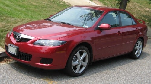 Mazda 6 2001-2007 Service Repair Manual