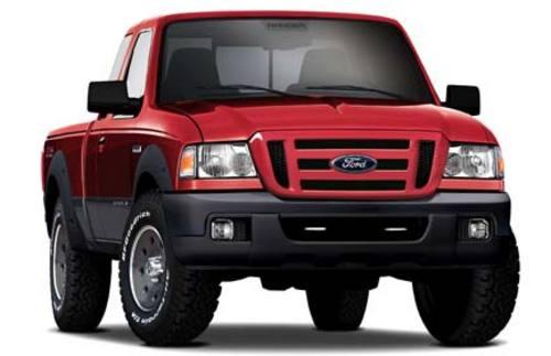 Ford Ranger 2001-2008 Service Repair Manual