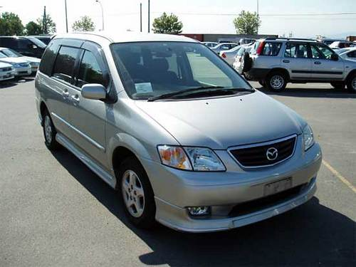 Pay for MAZDA MPV 2000-2001 SERVICE REPAIR MANUAL