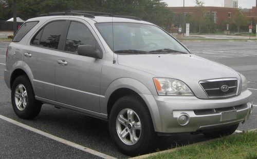 Kia Sorento Lx on 2004 Kia Sorento Repair Manual