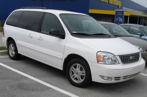 Ford Freestar 2004-2006 Service Repair Manual 2005