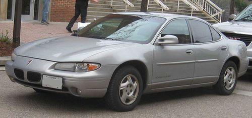 Pontiac Grand Prix (1997-2003)