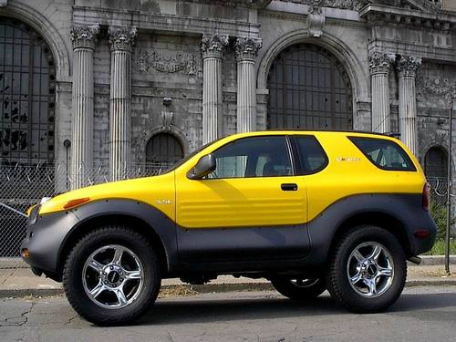 Isuzu Vehicross 1998-2001 Service Repair Manual
