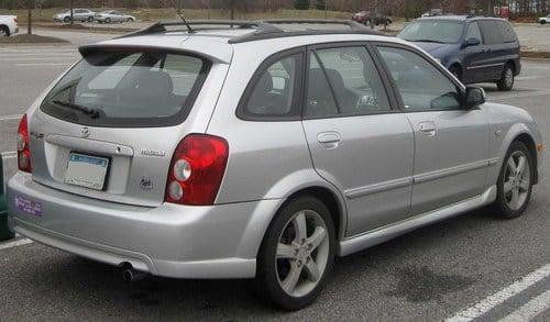 Mazda Protege 1999-2003 Service Repair Manual