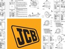 Thumbnail JCB Service 802.7 803 804 Super Plus Mini Excavator Repair Service Manual Instant Download