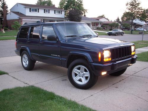 2000 2001 Jeep Cherokee Xj Repair Pdf Service Manual