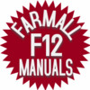 Thumbnail Farmall F-12 Owners Operators Manual McCormick Deering F12